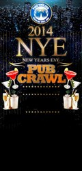 New Year's Eve PubCrawls