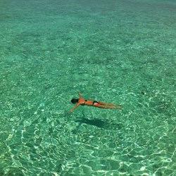 The word paradise was invented after the Maldives