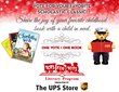 The UPS Store & Marine Toys for Tots Foundation Use Facebook to...