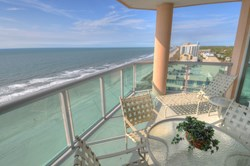 North Myrtle Beach Balcony