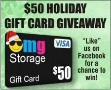 OMGstorage.com Facebook Campaign