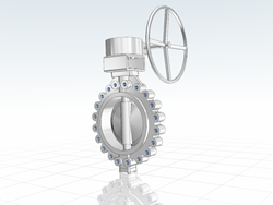 Milwaukee Valve Configurable 3D Model now available in REVIT