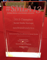 Wharton's Social Media Leadership Awards