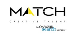 Match Creative Talent an Onward Search company