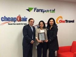 Aerolineas Argentinas, CheapOair, Carolina Serrano, Ricardo R. Fernandez,. Ana Jordan