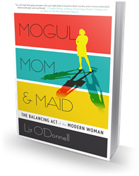 Mogul, Mom, & Maid 3D cover