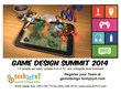 techJOYnT Announces Game Design Summit 2014