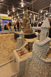 Sand Sculpture at Cottage & Lakefront Living Show