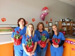 Dr. Cobb's West Union Staff