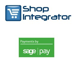 ShopIntegrator SagePay shopping cart