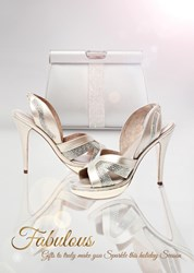 NICOLI - The luxury crystal embellished shoe and handbag brand - shop online at www.nicolishoes.com