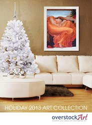 overstockArt 2013 Holiday Art Catalog