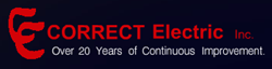 Correct Electric, Inc., Commercial and Residential, Electrical Contractor, and Repair, in Houston, Texas
