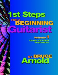 1st Steps for a Beginning Guitarist