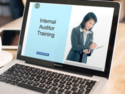 Online SQF Internal Auditor Training
