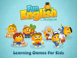 Fun English Language Learning Games