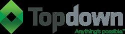 Topdown logo