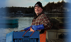 Seafood expert Mark Murrell of GetMaineLobster.com