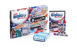 Your Bingo At Home DVD Bingo Game