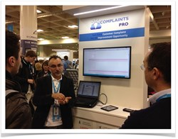 Salesforce Cases, Complaints Pro at Dreamforce 2013