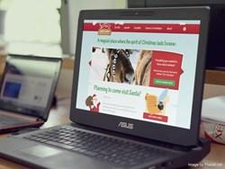 www.SantasHideawayHollow.com