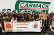 Westfield High School Marching Band to Pack Carmack Truck for Cross-Country Trip to Rose Parade®