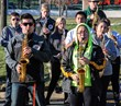 WHS, Westfield High School, Westfield Marching Bulldogs, Rose Parade