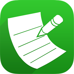 WritePad Icon
