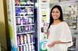 HUMAN healthy vending machines are found at numerous cosmetology school locations.