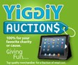 Yiggiy Announces Global Online Charity Auction on Behalf of Invisible...