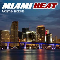 Heat Game Tickets