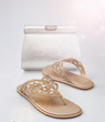 At NICOLI, Luxury crystal embellished shoe and handbag Red Carpet Collection - www.nicolishoes.com