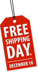 Enjoy Complimentary Shipping at CLEContactLenses.com and ShopCLE.com...