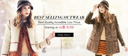 Best Selling Outwear at Tbdress