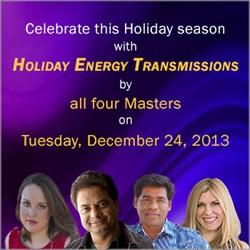 Holiday Energy Transmissions