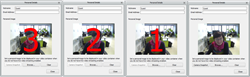 A new selfie countdown feature in the web conferencing software ISL Groop makes it easy for users to take their personal image in online meetings.