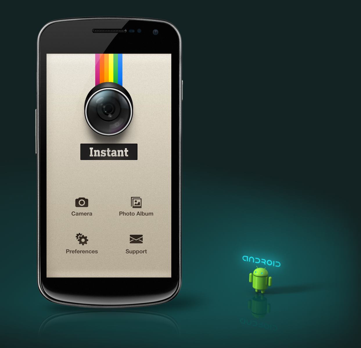 Polaroid Instant App for Android Arrives In Google Play - Experience ...