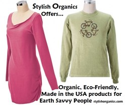 sytlish organics organic cotton clothing