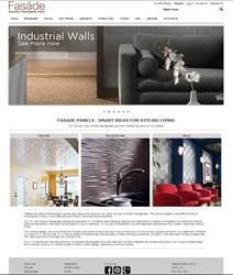 www.FasadeIdeas.com home page