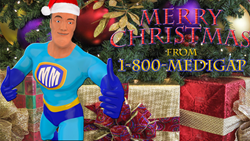 Merry Christmas from 1-800-MEDIGAP