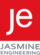 logo for jasmine engineering