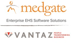 Medgate EHS Software and Vantaz Mining Consulting - Logo
