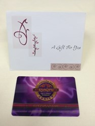 Las Vegas NV Thai Chinese Restaurant Christmas Holiday Gift Cards