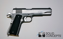 3D Printed Metal Gun made by Solid Concepts