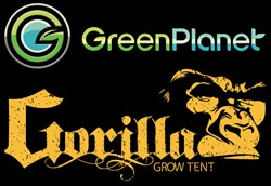 Gorilla Grow Tents Now Distrituted in Canada by Green Planet