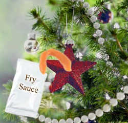 Fry Sauce Christmas Tree