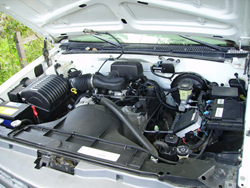 nissan titan 5.6l used engine