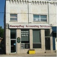 Ed Hasenpflug Offices in Milverton, Ontario