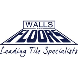 Walls and Floors Leading Tile Specialists Logo