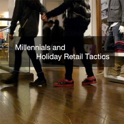 Millennials and Holiday Retail Tactics via MindSwarms
